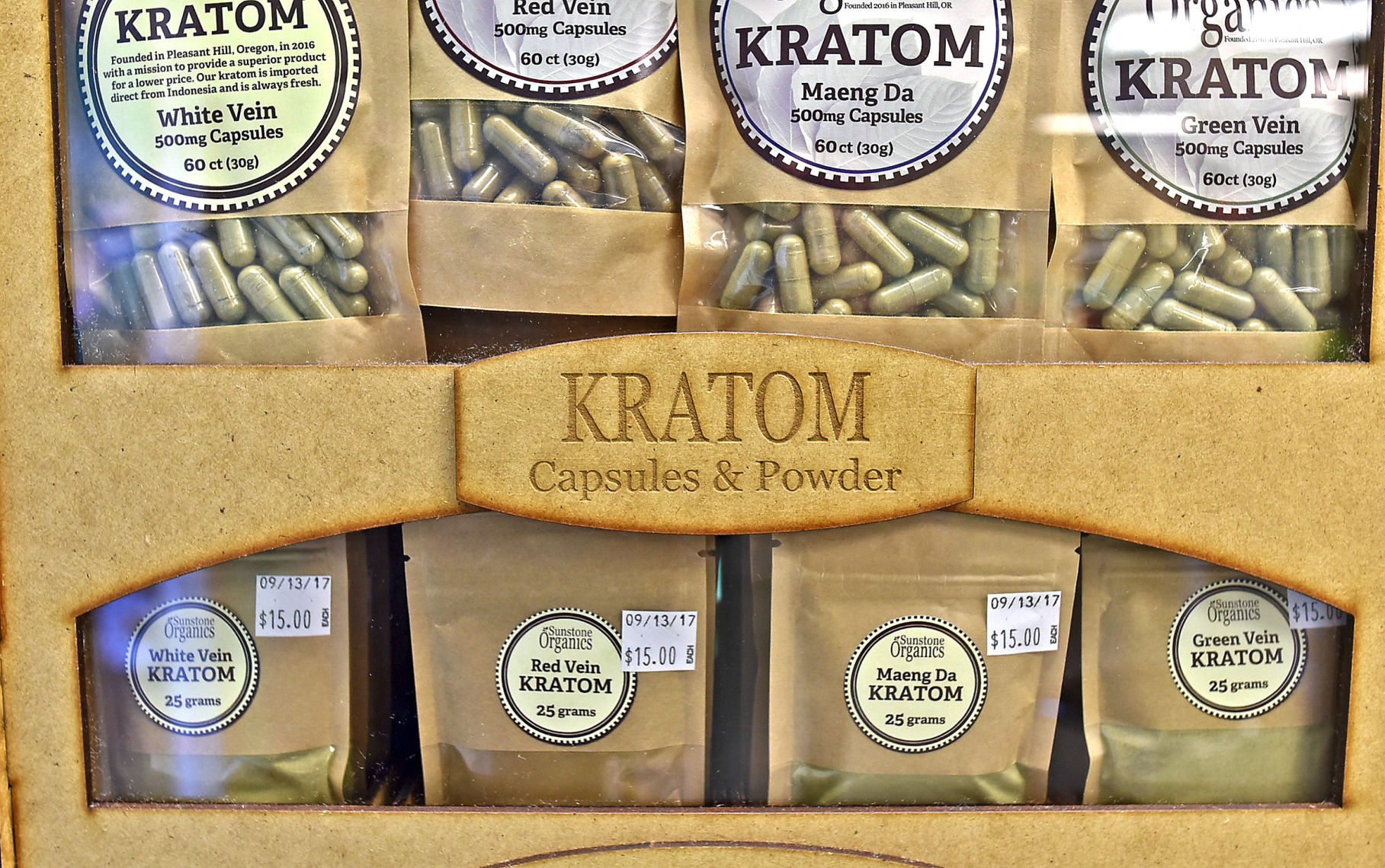 Why Disregarding Eco-friendly Capillary Kratom Will Expense Your Sales