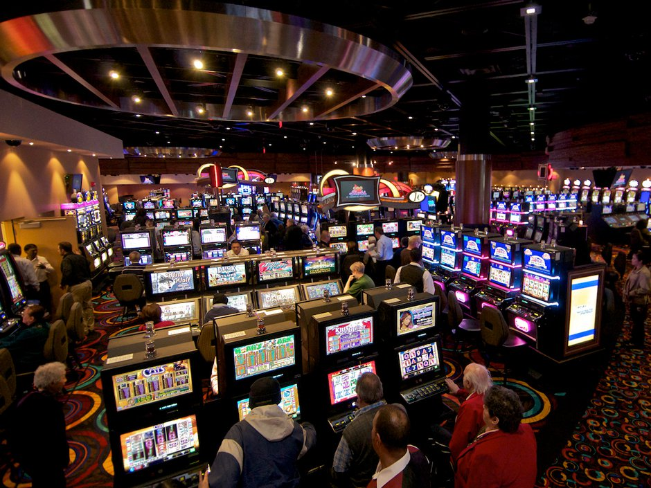 A New Model For Online Casino