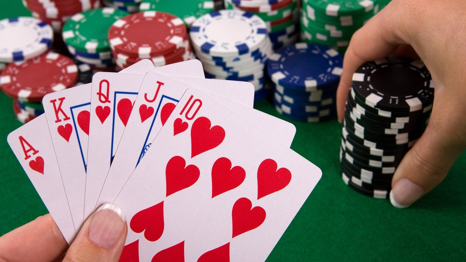 Nine Trendy Ideas In Your Gambling Online